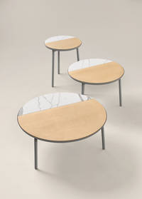 Chord Tables Collection - Ash and White Quartz Ensemble