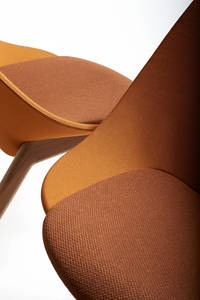 Penna Lounge Detail - Orange
