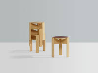 Kino Stool - Forbo Top ensemble