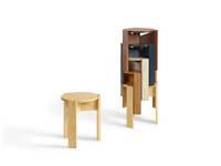 Kino Stool - Single & Stack, colors