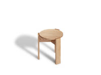 Kino Stool - Forbo Top, Ash