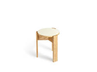 Kino Stool - Forbo Top, Pearl