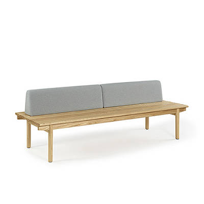 Five Slat Bench